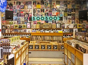 Boo Boo Records celebrates its 45th anniversary with a party and IPA release at Central Coast Brewing on Aug. 24