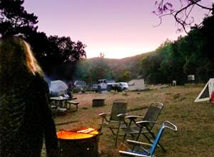Summer rush: Cerro Alto makes for reliable, no-frills camping