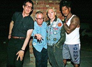Iconic punk act Dead Kennedys play the Madonna Inn Expo Center on Oct. 3