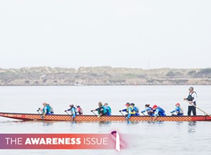 Local breast cancer survivors find community and competitive outlet in dragon boating