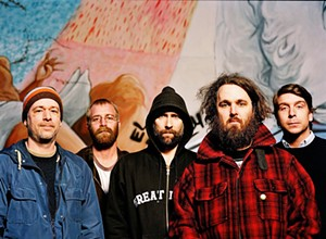 Indie rock hero Doug Martsch and his band Built to Spill plays the Fremont on Nov. 20