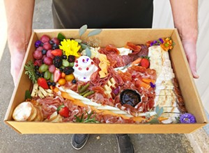 Online deli Cured and Cultivated now delivers gorgeous meat and cheese 'tables' to Central Coast foodies