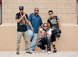 Melodious hip-hop act Bone Thugs N Harmony hits the Fremont Theater on Dec. 22