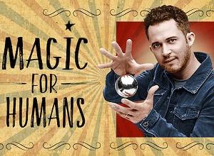 Bingeable: <b><i>Magic For Humans</i></b>