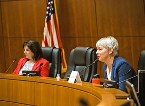 Beraud takes the lead in supervisor candidate fundraising—and some flak for it