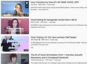 Professional practice makes perfect: Local speech pathologist offers transgender voice therapy