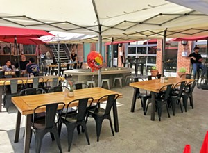 After reopening setback, Paso Robles creates more patio space at restaurants and in the city park