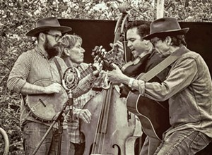 The SLO County Stumblers release their debut album on Aug. 1
