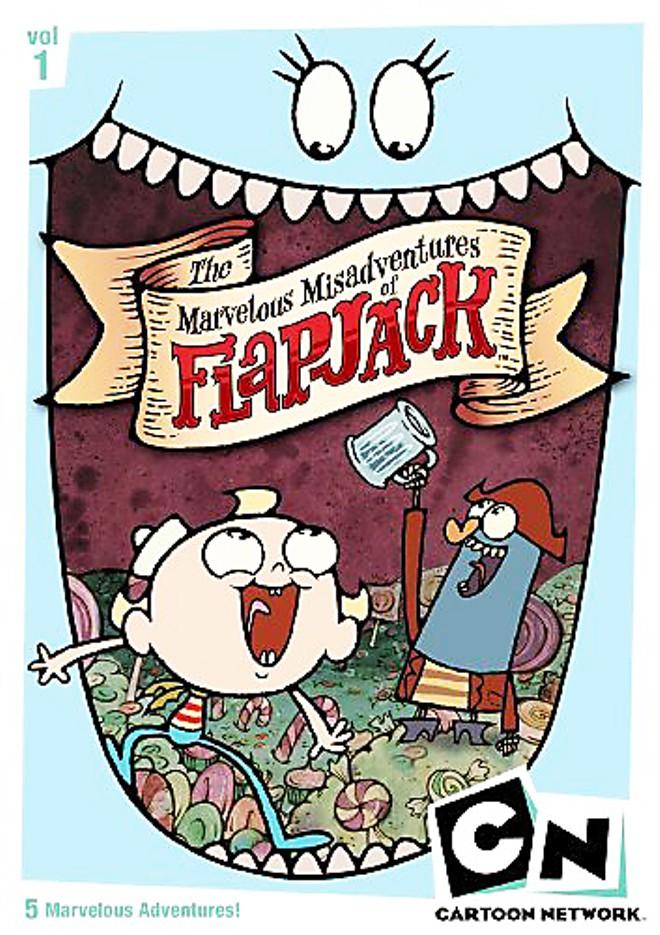 Underrated The Marvelous Misadventures Of Flapjack Movies San Luis Obispo New Times San Luis Obispo