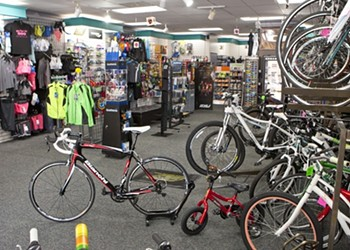The triple threat: A new athletic shop opens in downtown SLO