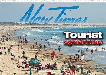What does tourism cost the residents of Pismo Beach?