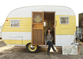 Happy trailers: Tinker Tin Trailer Co. offers boutique hotel rooms on wheels
