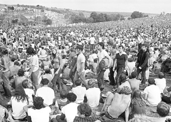 Remembering Woodstock
