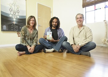 DVD for young yogis wins national award