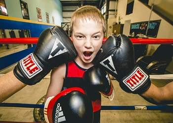 The 805 fight racket: Knock Out Boxing Gym in Paso Robles