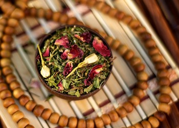 Consulting the tea leaves: The Secret Garden offers up magic potions that taste good and do a body good