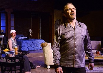 SLO Little Theatre stages play about emotional and physical impact of war, 'Time Stands Still'