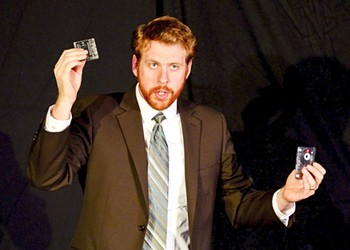 SLO native and PCPA graduate Ben Abbott brings original play about gay Mormons to Steynberg Gallery