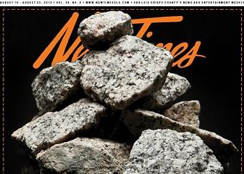 Las Pilitas Quarry: A rock and a hard place