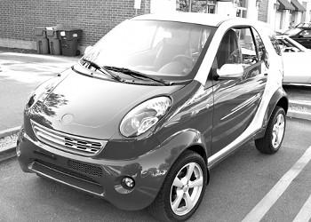 Little car, big dreams