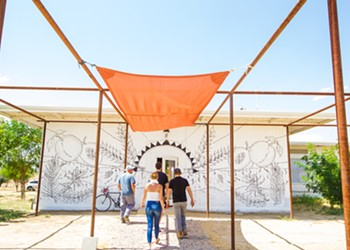 Window to a rural economy: The Blue Sky Center works to empower Cuyama Valley residents with creativity and community