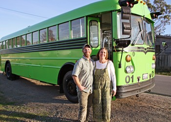 Bloom MicroFarm bus: Coming to a stop near you!