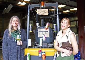 Two Broads Cider is SLO's newest (most modern) hard cider yet