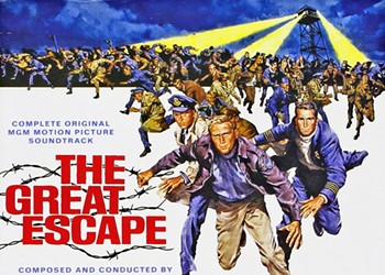 Blast from the Past: The Great Escape