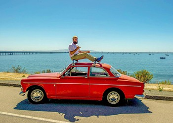 Vintage Volvo group SloRolling keeps cars and community in good shape