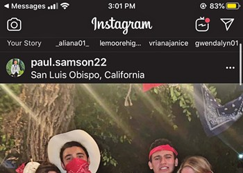 Cal Poly faces scrutiny over photo of alleged students ridiculing immigrants