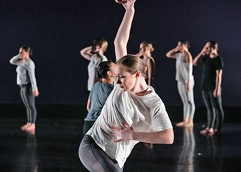 Cal Poly's Orchesis Dance Company celebrates its 50th anniversary with a 10-piece concert inspired by its history