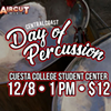 Central Coast Day of Percussion @ Cuesta College Student Center