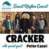 Sunset Rhythm Kickoff Concert ft. Peter Case and Cracker @ Embarcadero Morro Bay