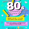 Valentine's 80s Prom @ Pavilion on the Lake
