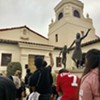 Santa Maria-Lompoc NAACP leads rally, march honoring the life of George Floyd