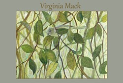 Fine Art Watercolor Paintings by Virginia Mack - Uploaded by Gregory Siragusa