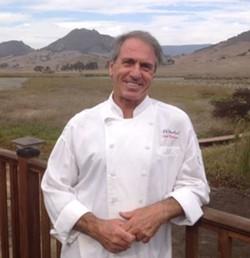 Chef José Dahan - Uploaded by SLO Botanical Garden