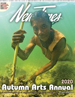 COVER IMAGE COURTESY OF THE NATURETRACK FILM FESTIVAL