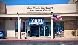 Oak Knolls Hardware Veterans Day Celebration - Uploaded by Alyssa Honeycutt