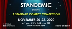 Standemic - A Stand Up Comedy Competition - Uploaded by dave 1