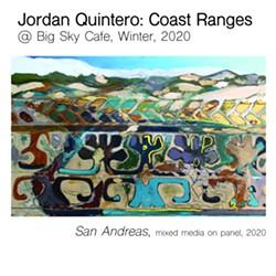 Coast Ranges Announcement-San Andreas - Uploaded by Jordan Quintero