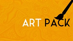 January Art Pack - Uploaded by Mary Housel