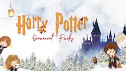 SMPL- Harry Potter Ornament Making - Uploaded by Mary Housel