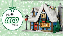 Lego Pack Program- Santa Maria Public Library - Uploaded by Mary Housel