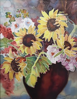Sunflowers - Uploaded by Park Street Gallery