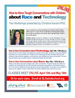 How to have Tough Conversations about Race and Technology - Uploaded by Denise Jenkins