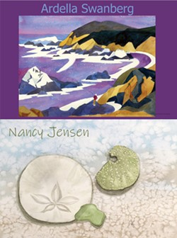 Fine Art Paintings by Ardella Swanberg and Nancy Jensen - Uploaded by Gregory Siragusa