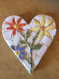 Learn mosaic basics. - Uploaded by Joan Martin Fee