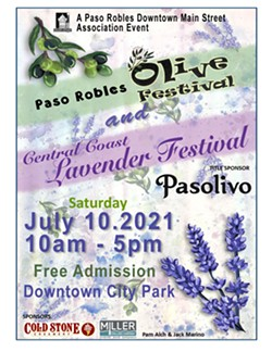 2021 Olive and Lavender Festival Poster - Uploaded by 2442%%Quail