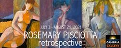Rosemary Pisciotta Retrospective - Uploaded by Wendy Wright